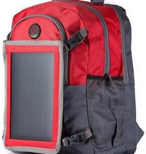 Solar Back Pack